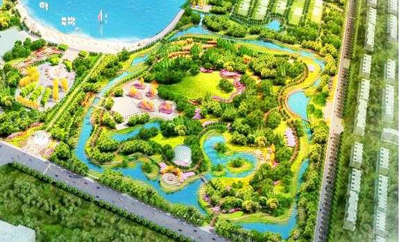 滨州市植物园