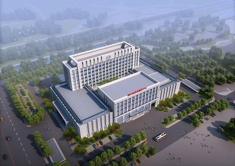 博兴县法院审判庭及政务中心