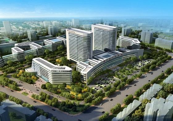 博兴县人民医院项目