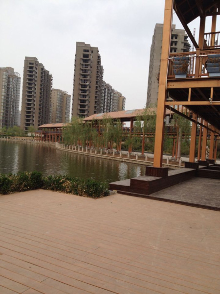 秦皇河二期工程