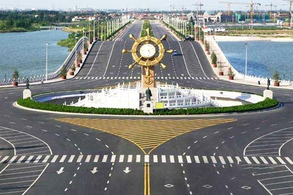 滨州天地桥工程