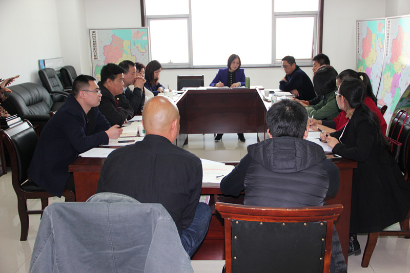 滨州市定额站召开全市工程建设标准造价管理工作座谈会